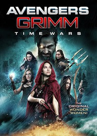Avengers Grimm: Time Wars main cover