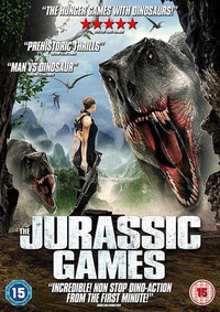 The Jurassic Games main cover