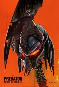 The Predator main cover