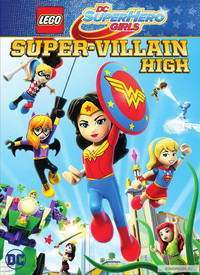 Lego DC Super Hero Girls: Super-Villain High main cover