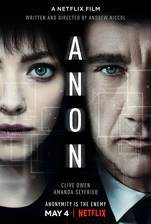 anon movie cover