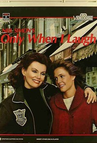Only When I Laugh main cover