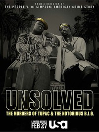 Unsolved: The Murders of Tupac and the Notorious B.I.G. movie cover