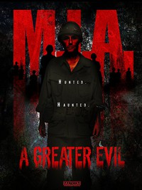 M.I.A. A Greater Evil main cover