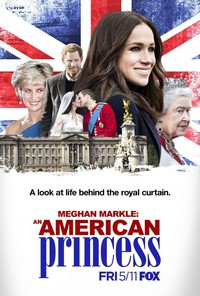Meghan Markle: An American Princess main cover