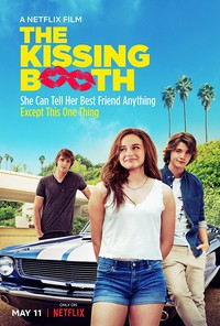 The Kissing Booth main cover