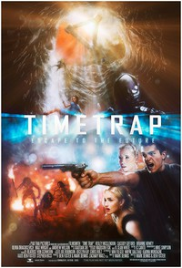 Time Trap main cover