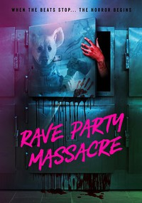 DeadThirsty (Rave Party Massacre) main cover