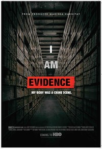 I Am Evidence main cover