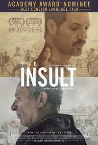 The Insult main cover