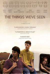 The Things We've Seen main cover