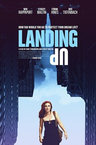 Landing Up main cover