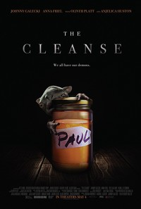 The Cleanse main cover