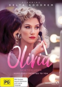 Olivia Newton-John: Hopelessly Devoted to You main cover
