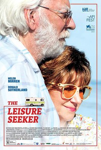 The Leisure Seeker main cover