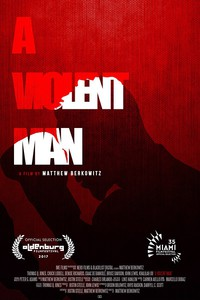 A Violent Man main cover
