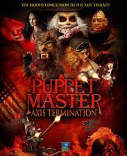 Puppet Master: Axis Termination movie cover