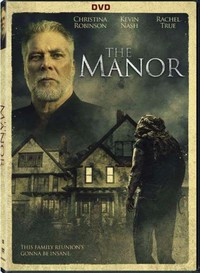 The Manor main cover