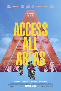 Access All Areas main cover