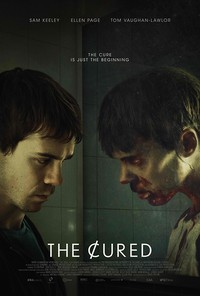 The Cured main cover
