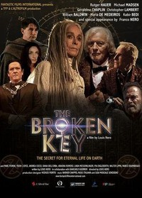 The Broken Key main cover