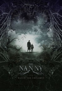 The Nanny main cover