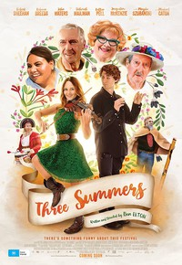 Three Summers main cover
