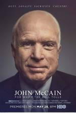 John McCain: For Whom the Bell Tolls movie cover