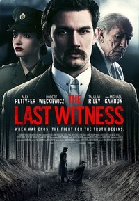 The Last Witness main cover