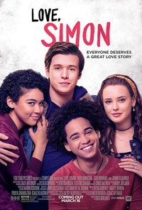 Love, Simon main cover
