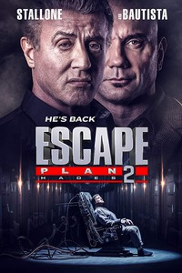 Escape Plan 2: Hades main cover
