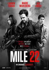 Mile 22 movie cover
