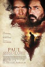 Paul, Apostle of Christ movie cover