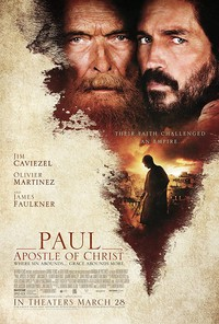 Paul, Apostle of Christ main cover