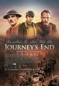 Journey's End main cover
