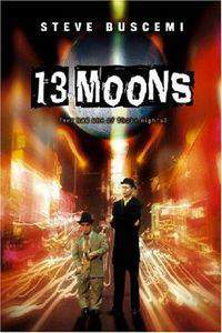 13 Moons main cover