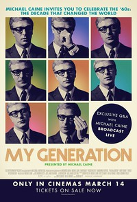 My Generation main cover