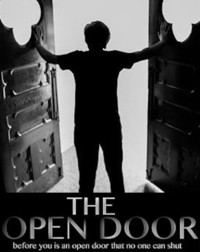 The Open Door main cover