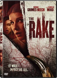 The Rake main cover