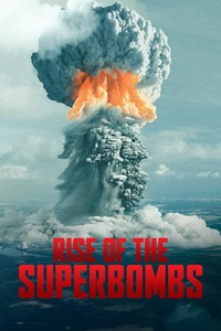Rise of the Superbombs main cover
