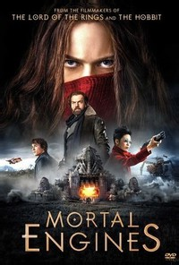 Mortal Engines main cover