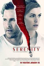 Serenity movie cover