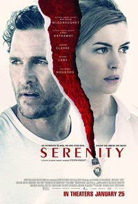 Serenity main cover