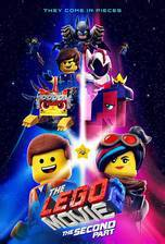 The Lego Movie 2: The Second Part movie cover