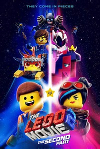 The Lego Movie 2: The Second Part main cover