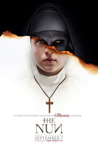 The Nun main cover