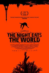 The Night Eats the World main cover