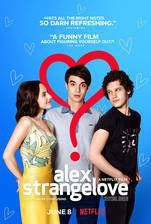 Alex Strangelove movie cover
