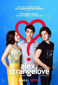 Alex Strangelove main cover
