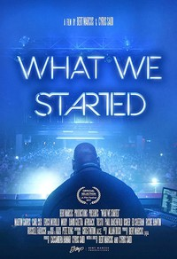 What We Started main cover